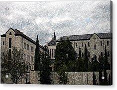 Abbey Of Gethsemani Acrylic Print