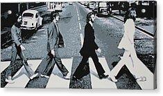 Abbey Road 2013 Acrylic Print