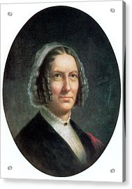 Abigail Fillmore, First Lady Acrylic Print by Science Source
