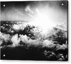 Able Day Atom Bomb Test Acrylic Print by Us National Archives