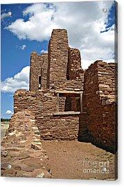 Abo Stone Tower Acrylic Print