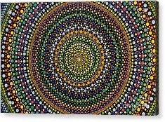 Aboriginal Inspirations 28 Acrylic Print