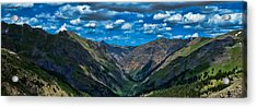 Acrylic Print featuring the photograph Above It All by Don Schwartz