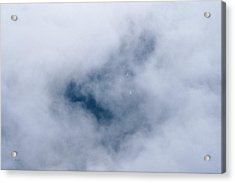 Above The Wind - Lake Geneva Wisconsin Acrylic Print by Bruce Thompson
