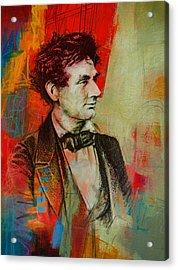 Abraham Lincoln 04 Acrylic Print