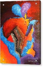 Abs 0446 Acrylic Print