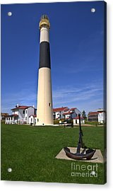 Absecon Lighthouse Acrylic Print by Anthony Sacco