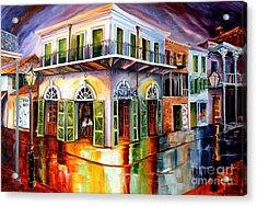 Absinthe House New Orleans Acrylic Print