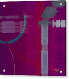 Abstract 01 I Acrylic Print