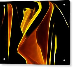 Abstract 026 Acrylic Print