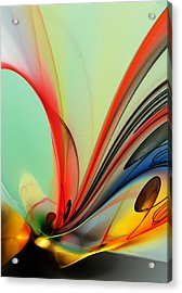 Abstract 040713 Acrylic Print
