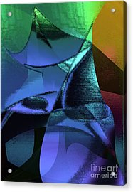 Abstract 1006 Acrylic Print