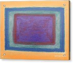 Abstract 186 Acrylic Print by Patrick J Murphy