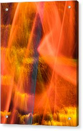 Abstract 19 Acrylic Print