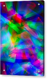 Abstract 22 Acrylic Print