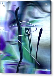 Abstract 300 Acrylic Print