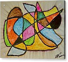 Abstract 89-002 Acrylic Print