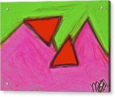 Abstract 92-002 Acrylic Print