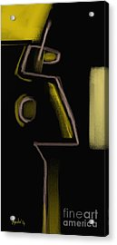 Abstract 964 Acrylic Print by Nedunseralathan R