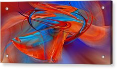 Abstract - Airey Acrylic Print