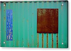 Abstract Acrylic Print by Andrew Wohl