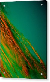 Abstract Clouds Acrylic Print