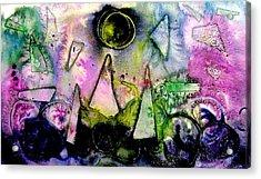 Abstract Landscape  I Acrylic Print