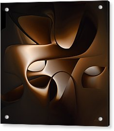 Chocolate - 005 Acrylic Print