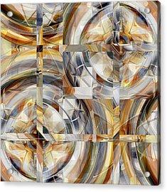 Balanced - 031 Acrylic Print