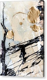 Abstract Original Painting Untitled Twelve Acrylic Print