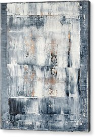 Abstract Painting No. 1 Acrylic Print by Julie Niemela
