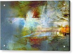 Abstract Painting - Psalms Acrylic Print