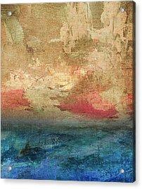 Abstract Print 3 Acrylic Print by Filippo B