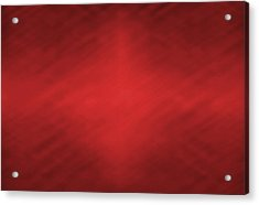 Abstract Red Motion Blur Background Acrylic Print by Somkiet Chanumporn