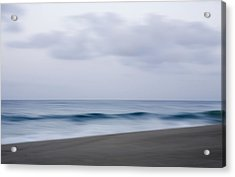 Abstract Seascape No. 09 Acrylic Print