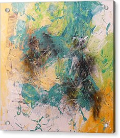 Abstract Spring 2 Acrylic Print