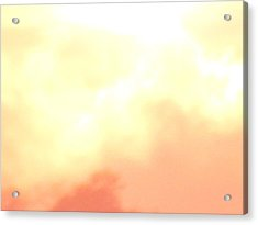 Abstract Sunrise Acrylic Print