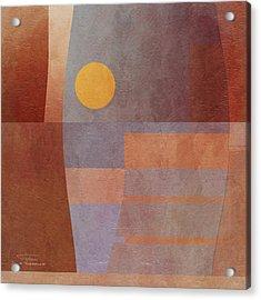 Abstract Tisa Schlemm 03 Acrylic Print