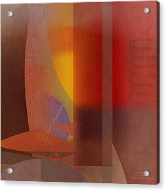 Abstract Tisa Schlemm 04 Acrylic Print