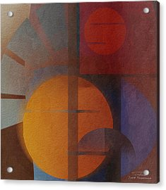 Abstract Tisa Schlemm 05 Acrylic Print