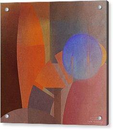 Abstract Tisa Schlemm 06 Acrylic Print