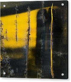 Abstract Train Art Acrylic Print