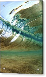 Abstract Underwater 2 Acrylic Print