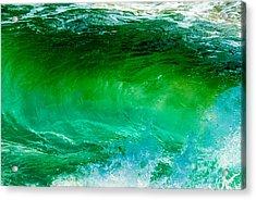 Abstract Wave 3 Acrylic Print