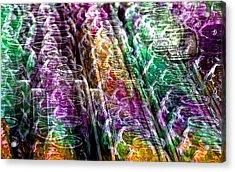 Abstract1 Acrylic Print