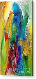 Abstraction 591-11-13 Marucii Acrylic Print
