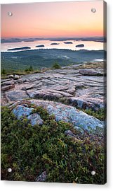 Acadia Morning Acrylic Print