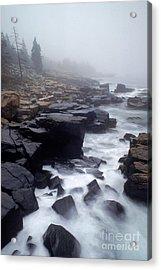 Acadia National Park, Maine Acrylic Print by George Ranalli