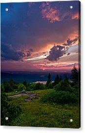 Acadia Sunset 47150 Acrylic Print