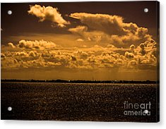 Across The Water Acrylic Print